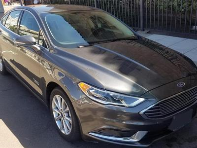 2018 Ford Fusion Energi lease in San Diego,CA - Swapalease.com