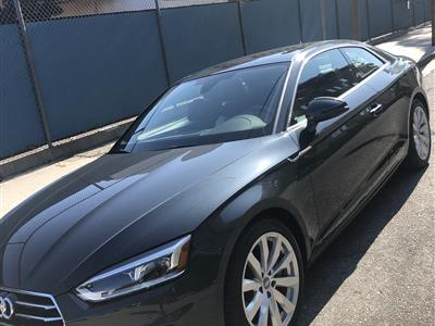 2018 Audi A5 Coupe lease in Beverly Hills,CA - Swapalease.com
