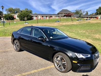 2017 Audi A4 lease in Waltham,MA - Swapalease.com
