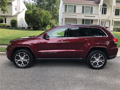 2018 Jeep Grand Cherokee lease in Manhasset Hills,NY - Swapalease.com