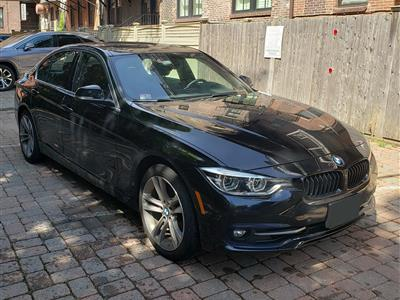2017 BMW 3 Series lease in Boston,MA - Swapalease.com