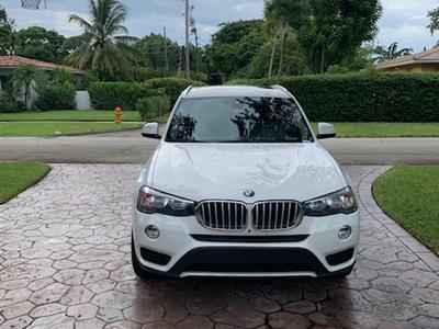 2017 BMW X3 lease in Miami Shores,FL - Swapalease.com