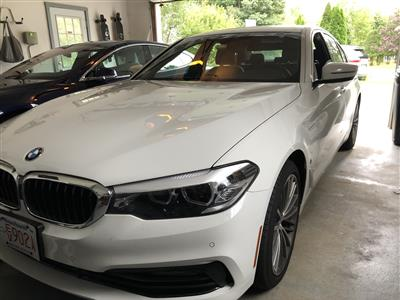 2018 BMW 5 Series lease in Hopkinton,MA - Swapalease.com