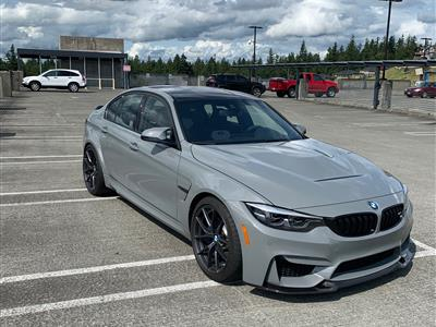 2018 BMW M3 CS lease in Sammamish,WA - Swapalease.com