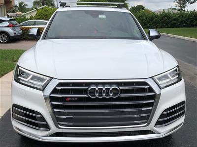 2018 Audi SQ5 lease in Pembroke Pines,FL - Swapalease.com