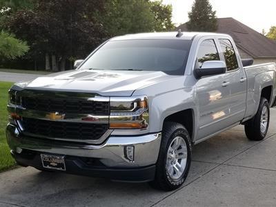 2018 Chevrolet Silverado 1500 lease in Hamilton,OH - Swapalease.com