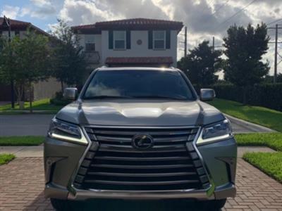 2018 Lexus LX 570 lease in Davie,FL - Swapalease.com