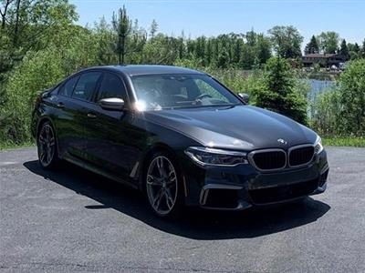 2018 BMW 5 Series lease in Minneapolis,MN - Swapalease.com
