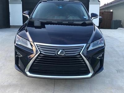 2017 Lexus RX 350 lease in Frisco,TX - Swapalease.com