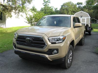 2018 Toyota Tacoma lease in Lake City,FL - Swapalease.com