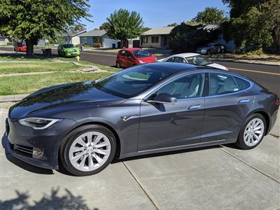2017 Tesla Model S lease in Dublin,CA - Swapalease.com