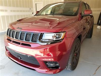 2019 Jeep Grand Cherokee SRT lease in Plumas Lake,CA - Swapalease.com