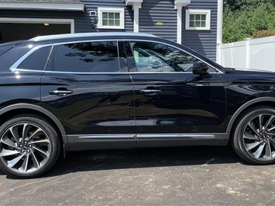 2019 Lincoln Nautilus lease in North Reading,MA - Swapalease.com