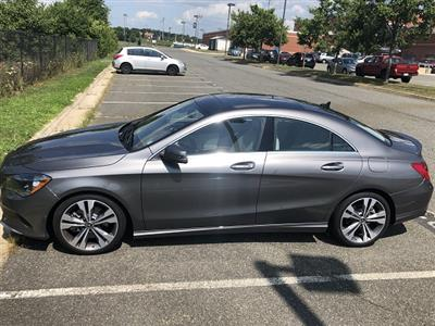 2019 Mercedes-Benz CLA Coupe lease in Lorton,VA - Swapalease.com