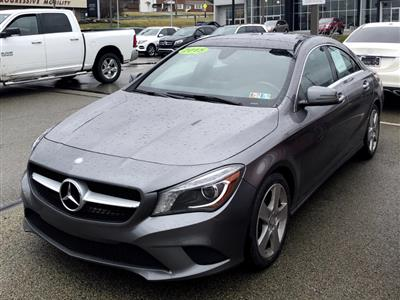 2015 Mercedes-Benz CLA-Class lease in Monessen,PA - Swapalease.com