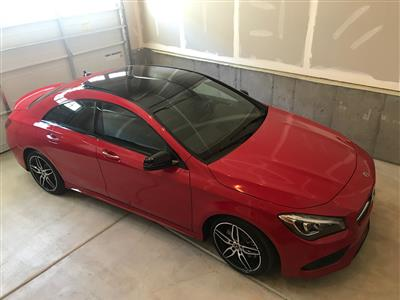 2019 Mercedes-Benz CLA Coupe lease in Riverton,UT - Swapalease.com