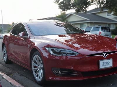 2017 Tesla Model S lease in Sunnyvale,CA - Swapalease.com