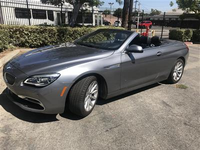 2018 BMW 6 Series lease in LOS ANGELES,CA - Swapalease.com