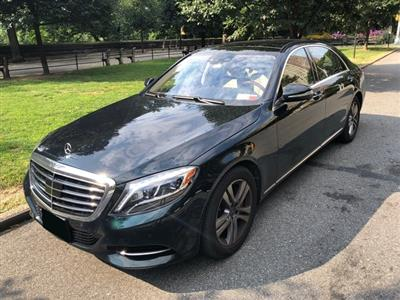 2017 Mercedes-Benz S-Class lease in New York,NY - Swapalease.com