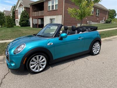 2017 MINI Convertible lease in Union,KY - Swapalease.com