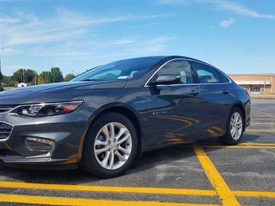 2016 Chevrolet Malibu lease in Rochester ,NY - Swapalease.com