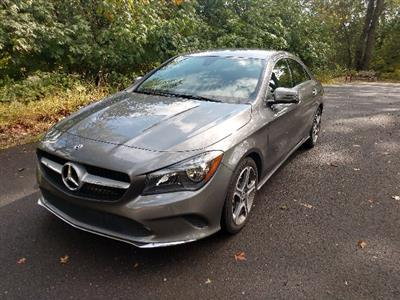 2018 Mercedes-Benz CLA Coupe lease in roseburg,OR - Swapalease.com