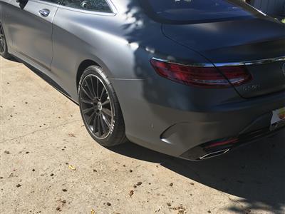 2017 Mercedes-Benz S-Class Coupe lease in Santa Barbara,CA - Swapalease.com