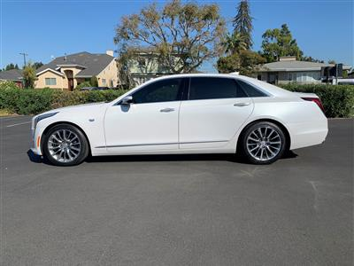 2018 Cadillac CT6 lease in Los Angeles,CA - Swapalease.com