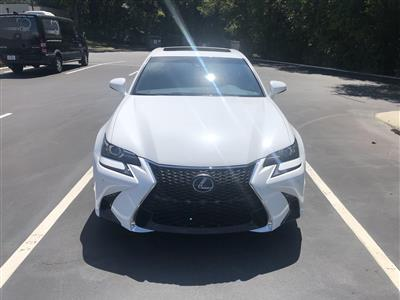 2018 Lexus GS 350 F Sport lease in Charlotte,NC - Swapalease.com
