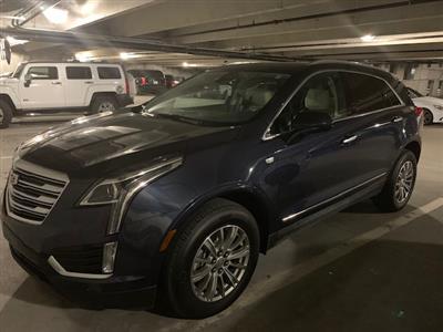 2018 Cadillac XT5 lease in Long Island City,NY - Swapalease.com