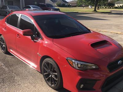 2018 Subaru WRX lease in louisville,KY - Swapalease.com