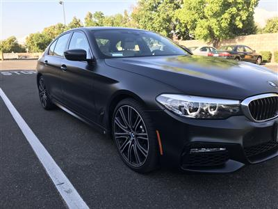 2018 BMW 5 Series lease in Los Angeles or fresno,CA - Swapalease.com
