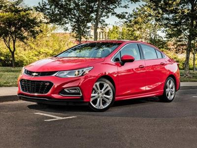 2018 Chevrolet Cruze lease in Toledo,OH - Swapalease.com