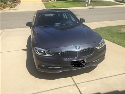 2018 BMW 3 Series lease in San Francisco,CA - Swapalease.com
