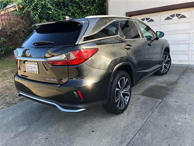 2018 Lexus RX 350L lease in Brentwood,CA - Swapalease.com