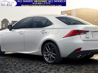 2019 Lexus IS 300 lease in New York,NY - Swapalease.com