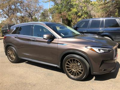 2019 Infiniti QX50 lease in Browns Valley,CA - Swapalease.com
