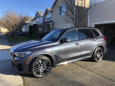 2019 BMW X5 lease in Sammamish,WA - Swapalease.com