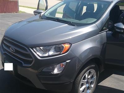 2018 Ford EcoSport lease in Aberdeen,SD - Swapalease.com