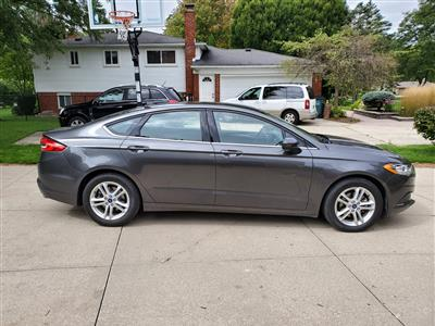 2018 Ford Fusion lease in Troy,MI - Swapalease.com