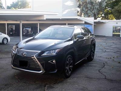 2017 Lexus RX 350 lease in Los Angeles,CA - Swapalease.com