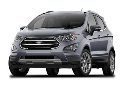 2018 Ford EcoSport lease in Grand Rapids,MI - Swapalease.com