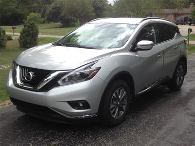 2018 Nissan Murano lease in Rochester Hills ,MI - Swapalease.com