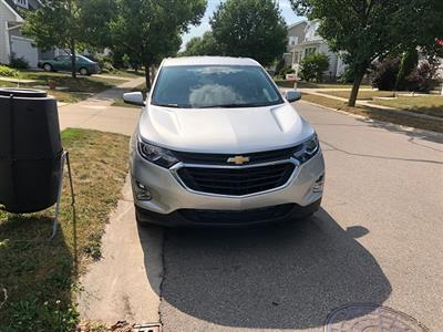 2018 Chevrolet Equinox lease in East Lansing,MI - Swapalease.com