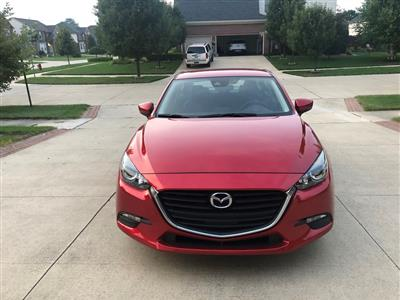 2018 Mazda MAZDA3 lease in Chicago,IL - Swapalease.com