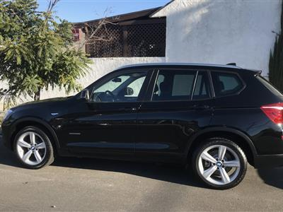 2017 BMW X3 lease in Los Angeles,CA - Swapalease.com