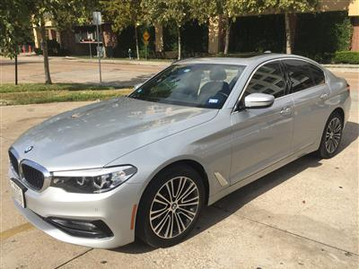 2018 BMW 5 Series lease in Houston,TX - Swapalease.com