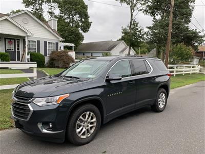 2019 Chevrolet Traverse lease in Patchogue,NY - Swapalease.com
