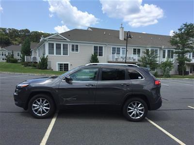 2018 Jeep Cherokee lease in Woodland Park,NJ - Swapalease.com