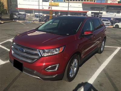 2017 Ford Edge lease in Los Angeles,CA - Swapalease.com